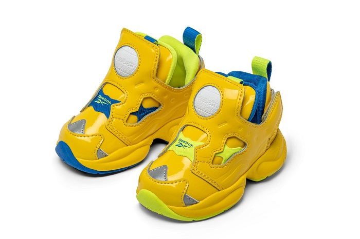 Minions Shoes Instapump Fury For Kids