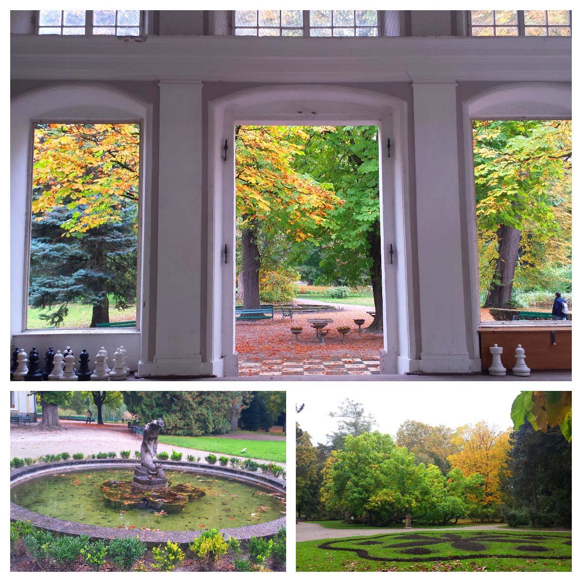 O que fazer no outono em Innsbruck: Hofgarten