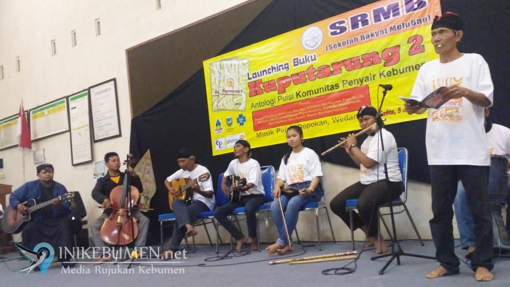 """Buku """"Kupu Tarung 2"""", Berisi 77 Puisi Karya Penyair Kebumen Diluncurkan"""