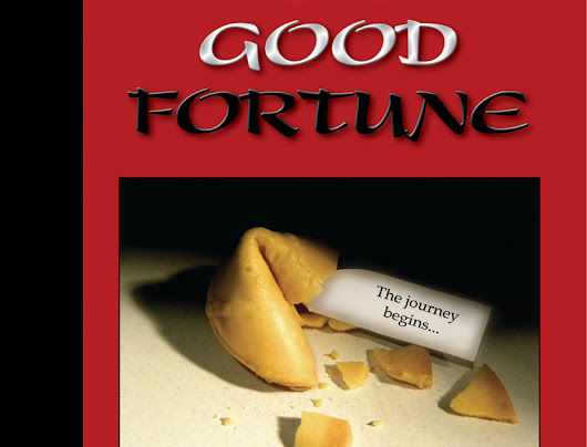 """GOOD FORTUNE"" FEATURED ON BOOK OF THE DAY!"