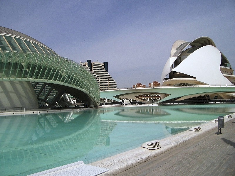 City of Arts and Sciences, Valencia - An Impressive Example of Modern Architecture