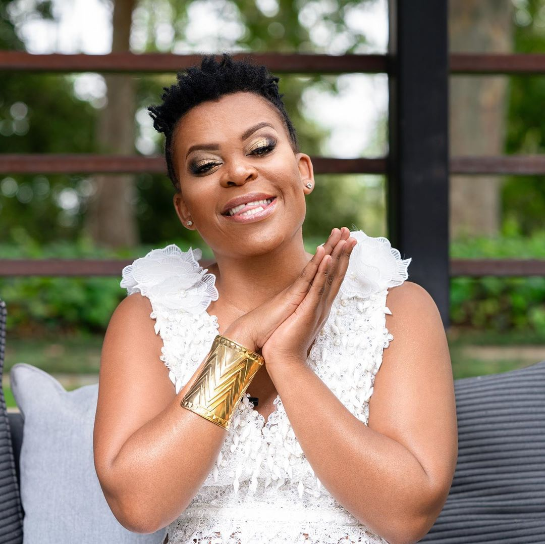 Zodwa Wabantu's Latest Massage Video Raises Some Mzansi Eyebrows