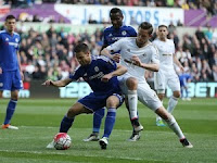 Swansea City vs Chelsea 2-2 Video Gol & Highlights