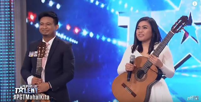 Heartwarming Message From Jenny And Jeff As A Couple Made The PGT Judges Feel The 'Kilig'!