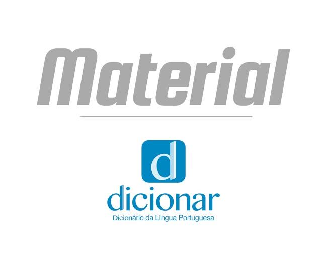 Significado de Material