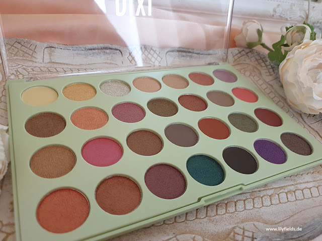 Pixi - Dream Shadow Palette