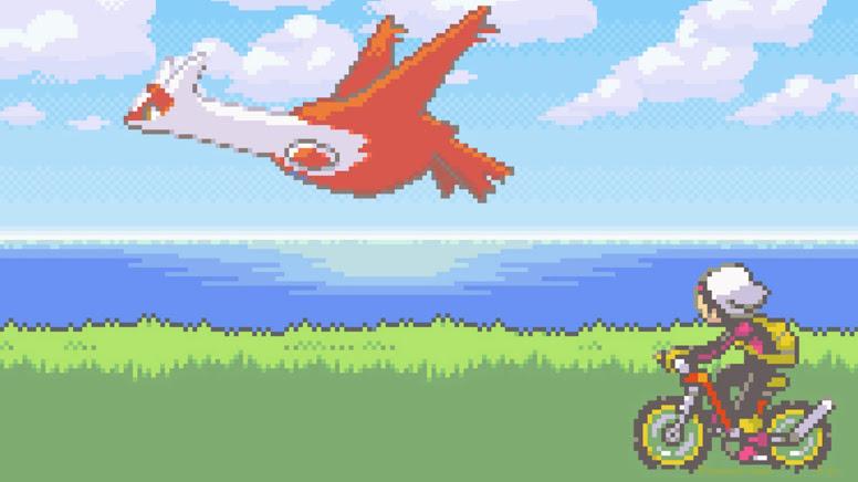 Pokémon Ruby e Sapphire Intro