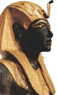 Tutankhamun Guardian Statues