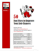 50 fast fixes e-book, Kathy Bernard,