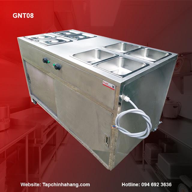Tủ giữ nóng cao cấp GNT08