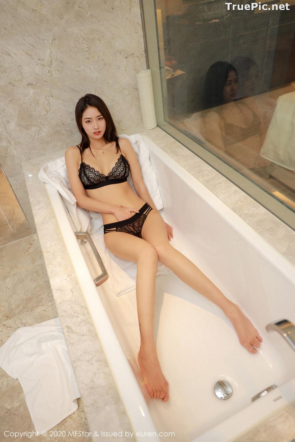 Image MFStar Vol.307 - Chinese Model - Fang Zi Xuan (方子萱) - TruePic.net - Picture-4