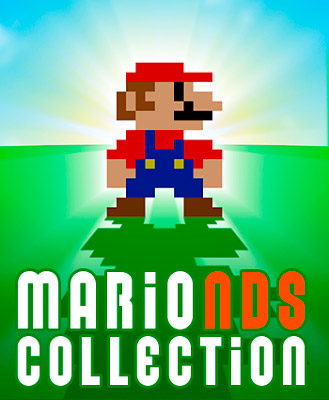 Descargar Mario: NDS Collection [PC] [Portable] [1-Link] [Español] Gratis [MEGA]