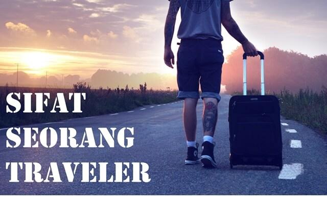 miliki sifat traveler yang wajib