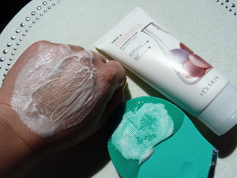 It's Skin, Have a Eggshell Cleansing Foam, Pianka do mycia twarzy