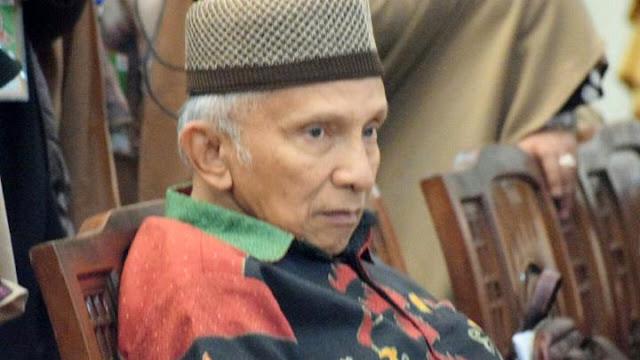 Tidak Ada Bagus-bagusnya Omongan Amien Rais, Kali Ini Sebut Bangsa Indonesia Adalah Bangsa Pekok Lantaran...
