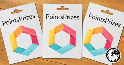 شرح موقع pointsprizes لربح بطاقات جوجل بلاي