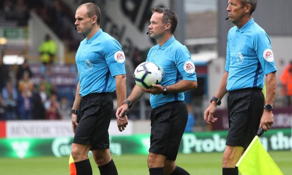 Euro 2020 Referees