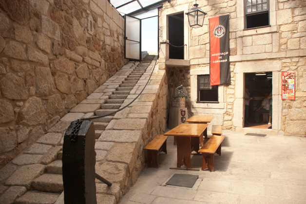 Informações do Castelo do Queijo