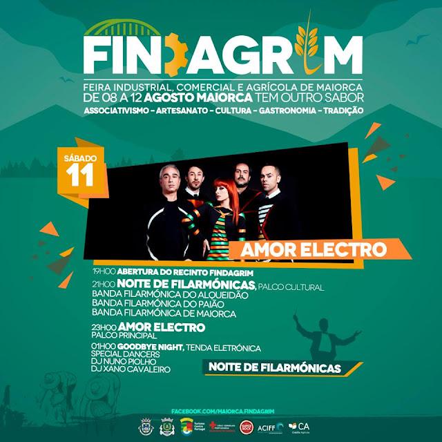 11 de agosto - Noite de Filarmónicas - FINDAGRIM 2018