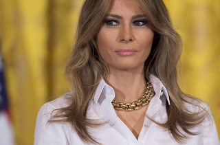 Melania Trump Scheduled To Address U.S. Military Families During Trip Abroad