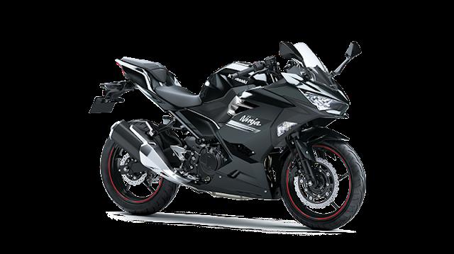 Spesifikasi Ninja 250 MY 2021: Ini Warna Baru Ninja 250 Versi 2021