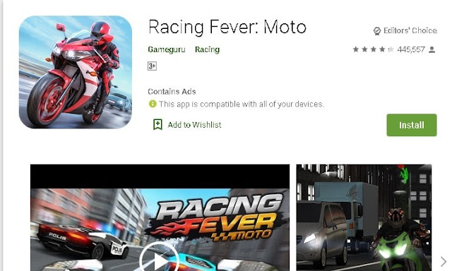 best bike race game for android