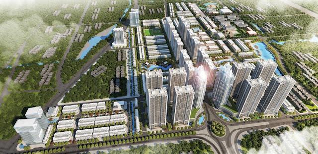 hoang huy new city