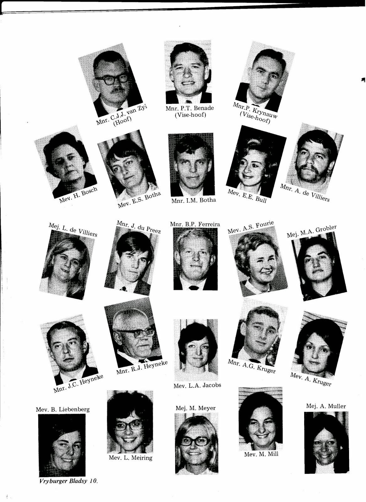 Vryburger 1974: July 2014