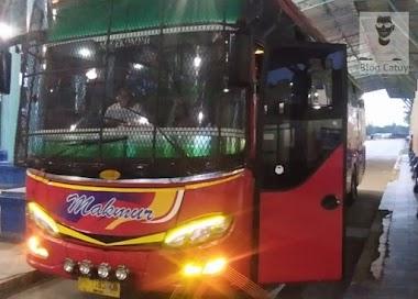 Bus Makmur Halmahera Dumai