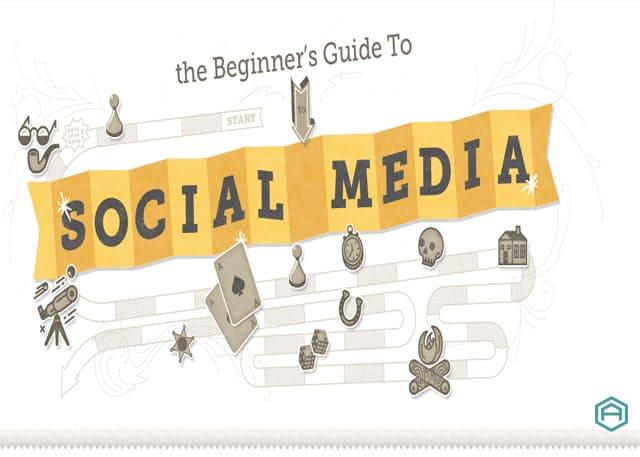 دليل المبتدئين في وسائل التواصل الاجتماعي