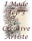 Creative Artiste Mixed Media Challenge #41