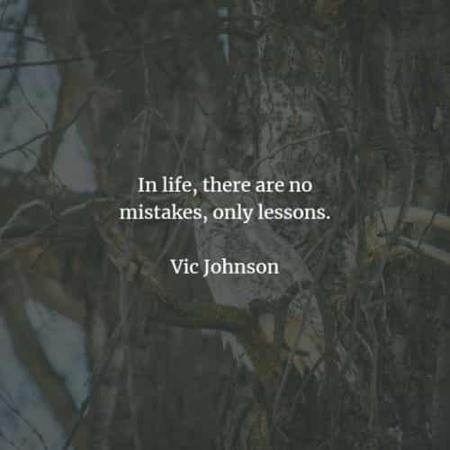 Mistakes quotes and sayings that will enlighten you