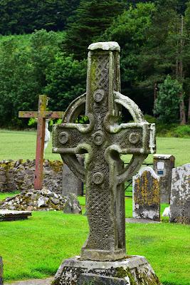 Ahenny High Cross.