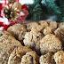 Vánoční cookies (celozrnné)