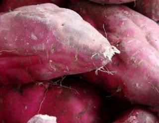 Como preparar e cozinhar a batata-doce