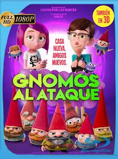 Gnomos al Ataque (2017) HD [1080p] Latino [GoogleDrive] SilvestreHD