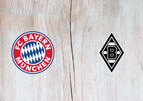 Bayern Munich vs Borussia M'gladbach -Highlights 13 June 2020