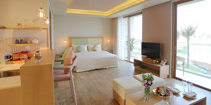 Phòng Studio Suite FLC Luxury Hotel Sầm Sơn 05