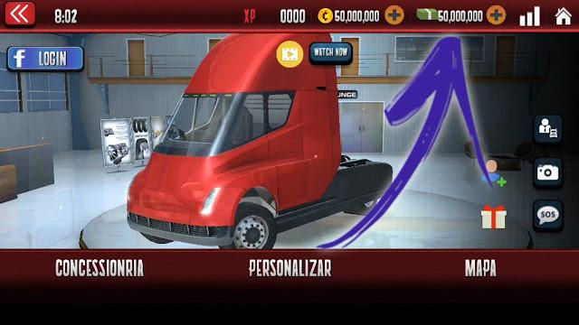 baixe euro truck driver apk com hacker com dinheiro infinito gratuito na winew,