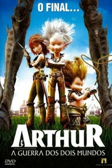Download Arthur e a Guerra dos Dois Mundos Dublado e Dual Áudio via torrent