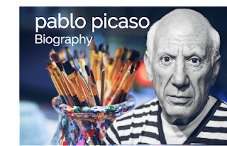 Pablo Picasso Biography Paintings