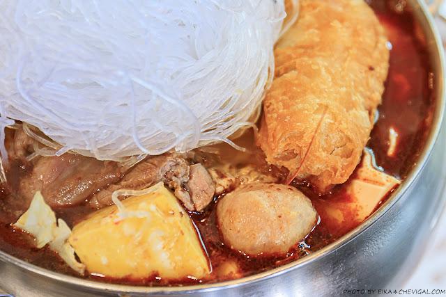 MG 9193 - 偈亭泡菜鍋,平均每鍋不到$200元,不僅附有冬粉與白飯,配料更是多到快要滿出來!