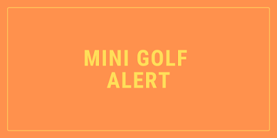There are plans for a minigolf course to be created as part of the proposed new Countryside Adventure attraction at Over Farm in Gloucester