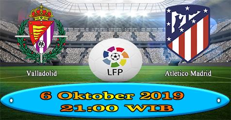 Prediksi Bola855 Valladolid vs Atletico Madrid 6 Oktober 2019