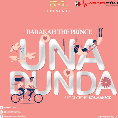 Baraka the Prince - Unadunda