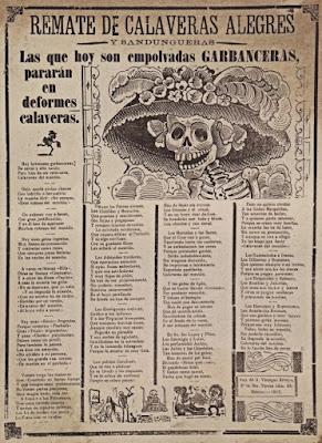 La Catrina o La Calavera Garbancera (1913)