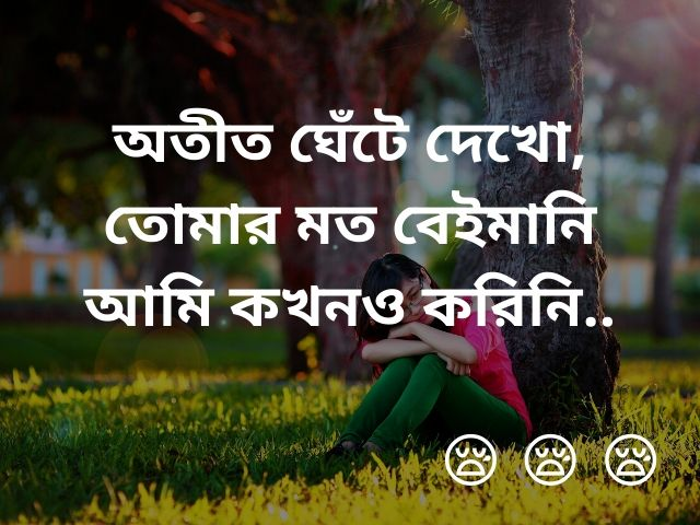 bangla breakup sms