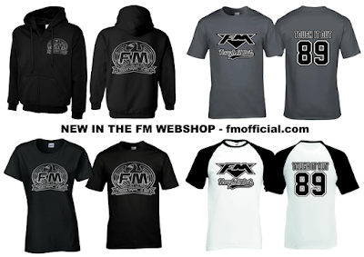 "FM ""Tough It Out"" hoodie / T-shirts"
