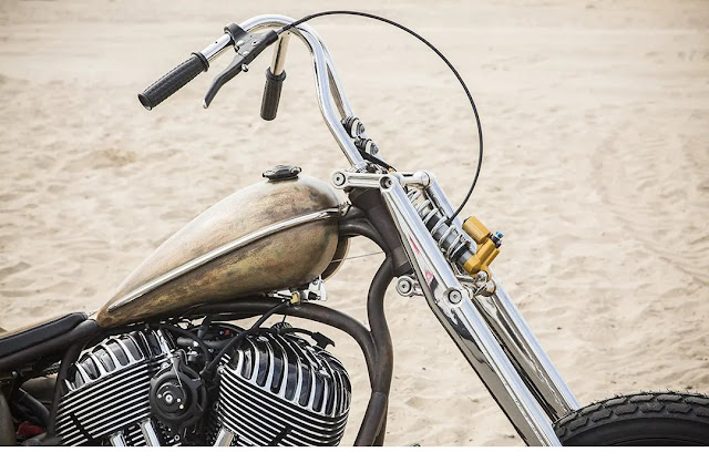 Indian Chief By Roland Sands Hell Kustom