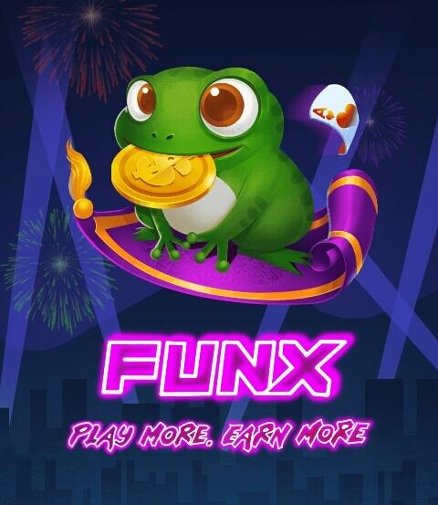 Diartikel keseratus enam puluh ini, Saya akan memberikan Tutorial Cara bermain di FunX hingga mendapatkan Uang / Dollar secara gratis.